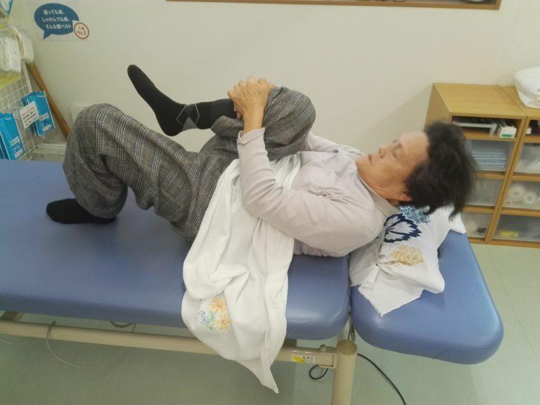 脊柱管狭窄症Aさん